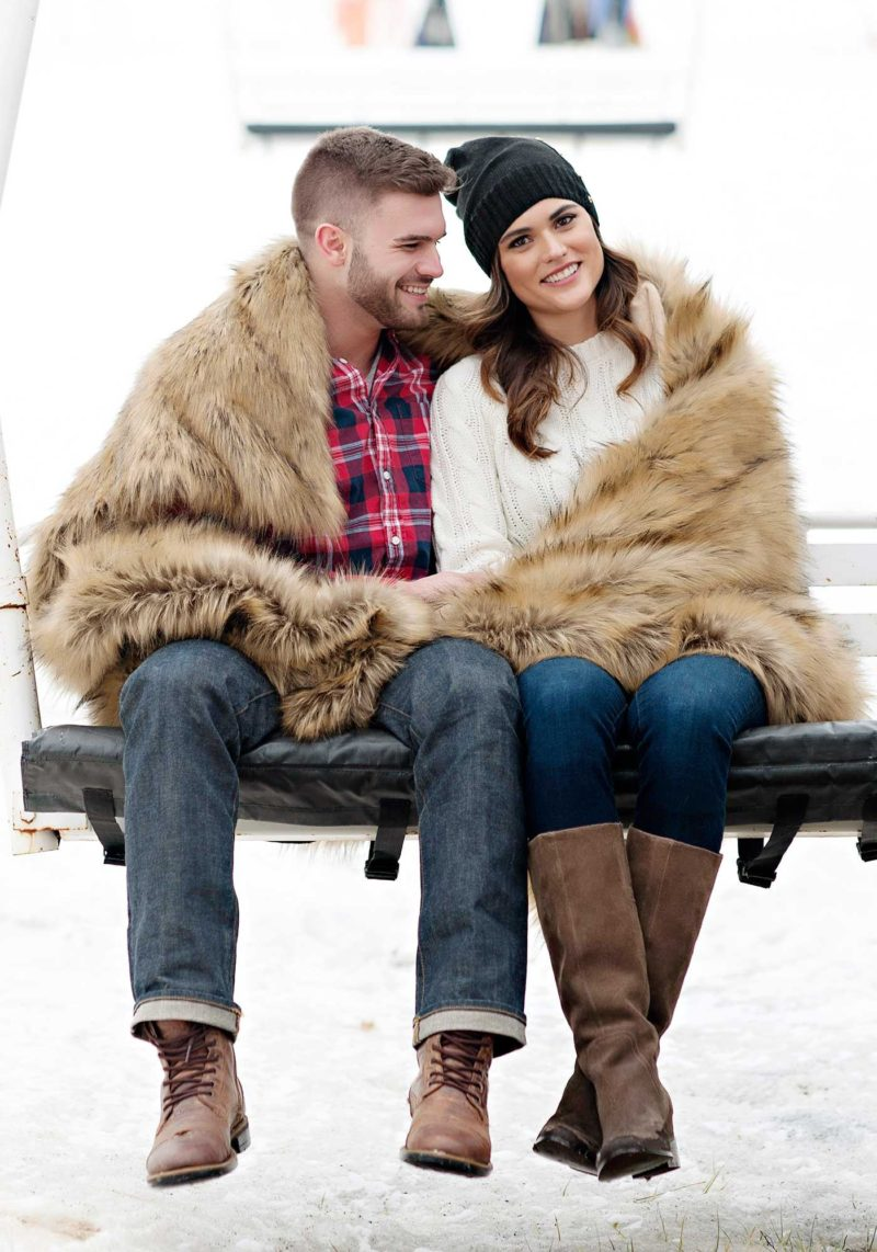 Stock your holiday gift closet and stop stressing - Fabulous Faux Furs