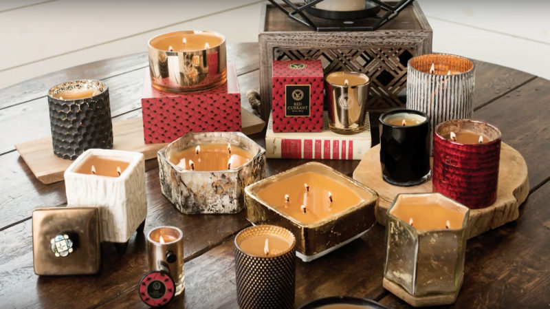 Stock your holiday gift closet and stop stressing - Candles