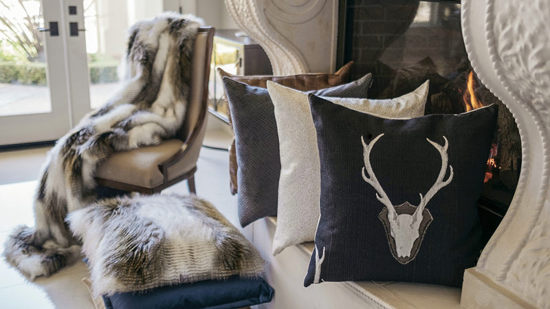 Stock your holiday gift closet and stop stressing - Throw Pillows