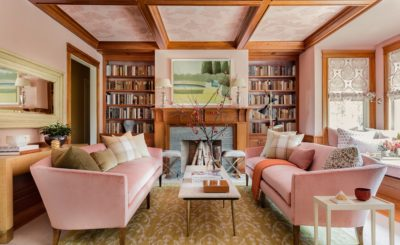 BLUSH: AN IDEAL COLOR TO ADD TO ANY ROOM