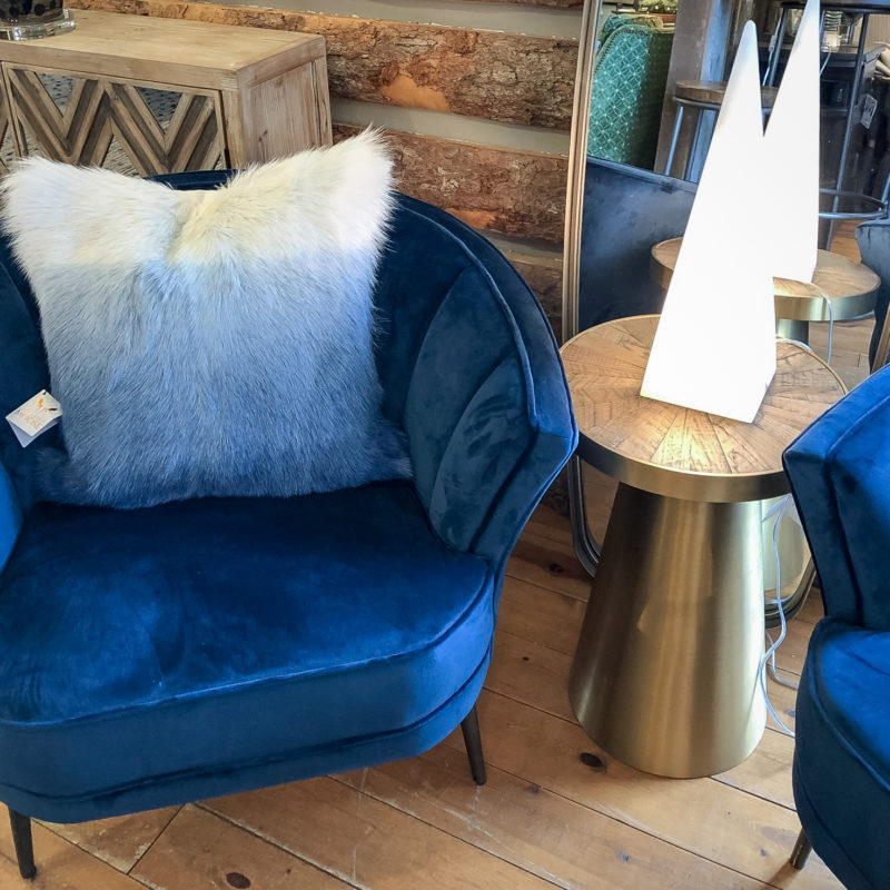 New Items in the Petoskey Furniture Showroom