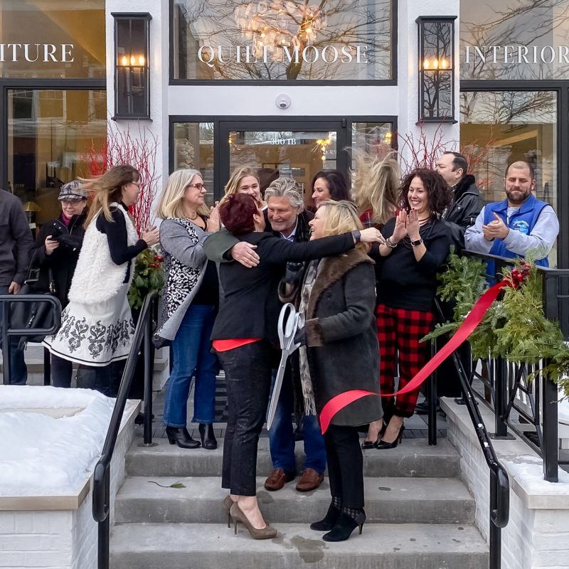 THE QUIET MOOSE GRAND OPENING PARTY