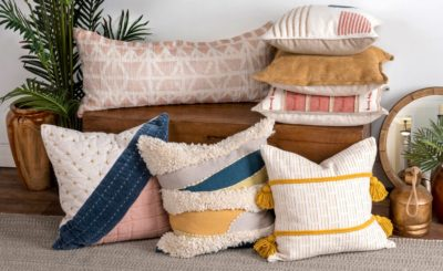 TEXTILES FOR IN-BETWEEN THE SEASONS