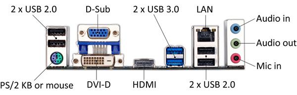 Dvi To Vga Cable Wiring Ga Z77m D3h Lga1155 Micro Atx Motherboard