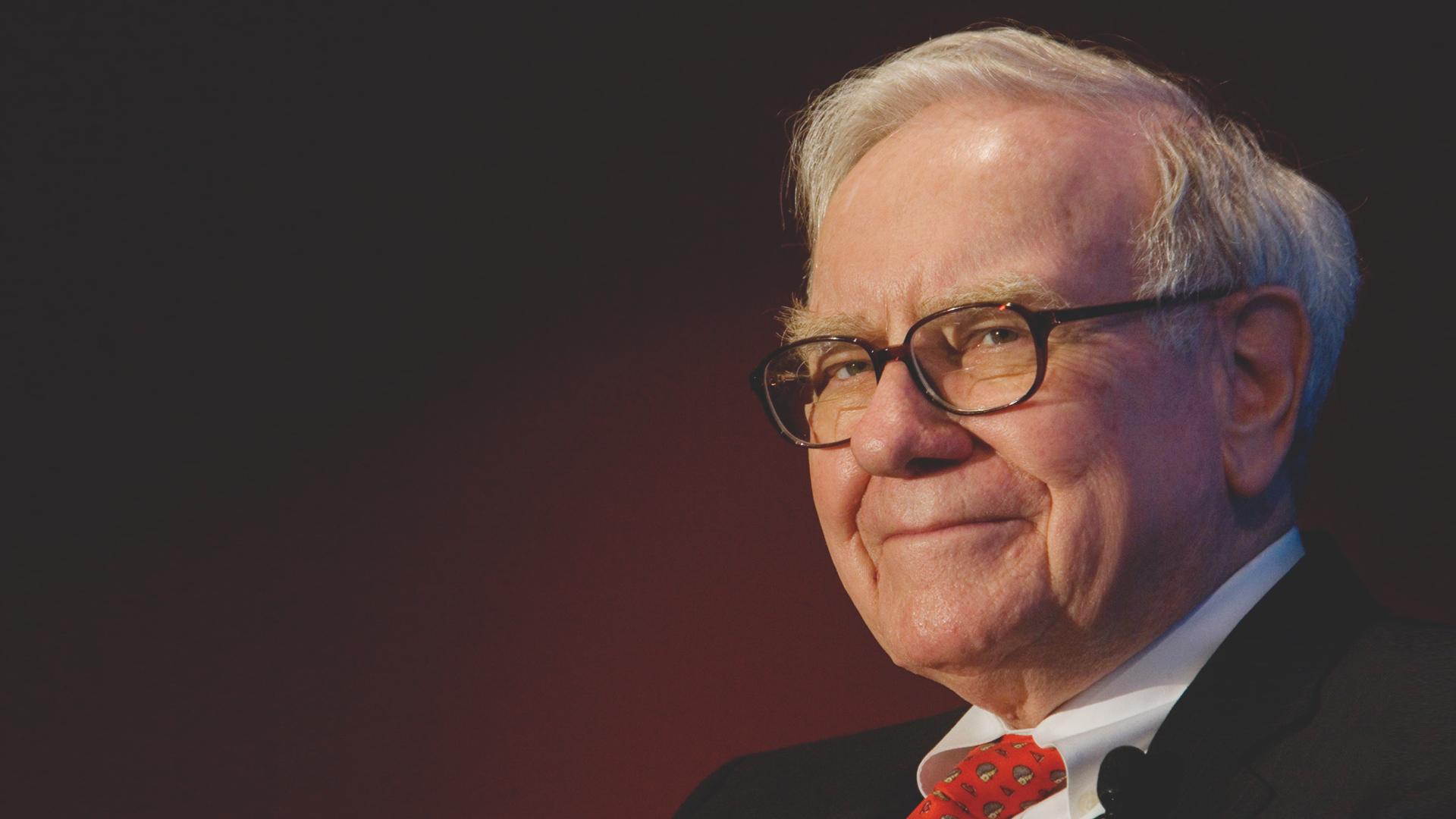 Warren Buffett Worlds Richest Introvert