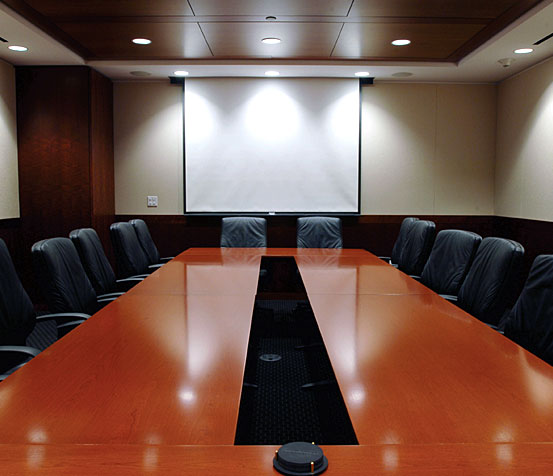 Conference Room Acoustics  Meeting Room Noise Control