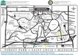 Forest Park Landscaping Honeysuckle Removal Map