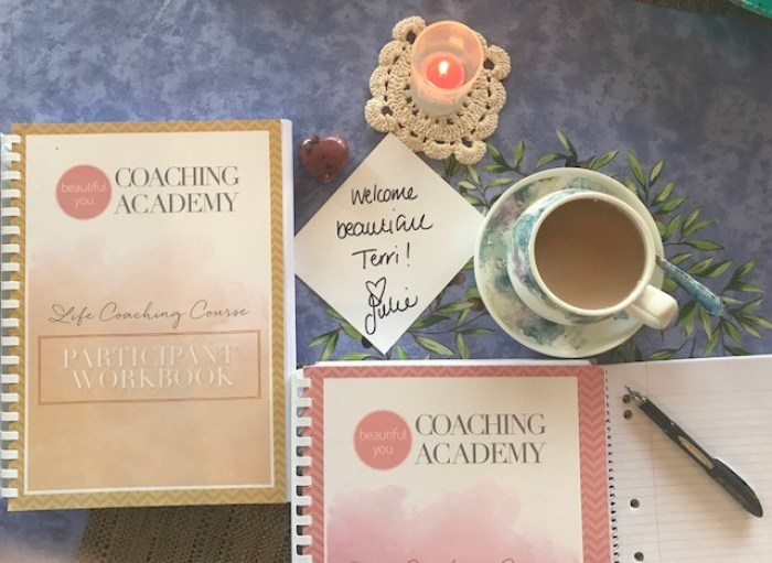 Become a Life Coach + live your change - Quiet Writing