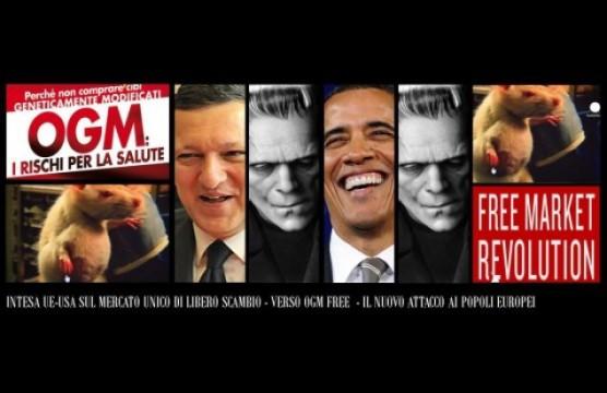 Accordi di Libero Scambio Ue-Usa