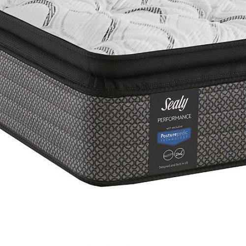 sealy posturepedic evanston plush pillow top mattress only