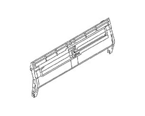 BROTHER MFC-8460N PROCESS COVER ASSEMBLY