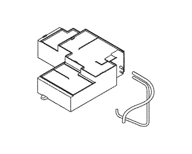 Brother intelliFAX 1360 Print Head/Carriage Unit Assembly