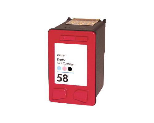 HP PSC 1315 TriColor Ink Cartridge - 400 Pages - QuikShip Toner