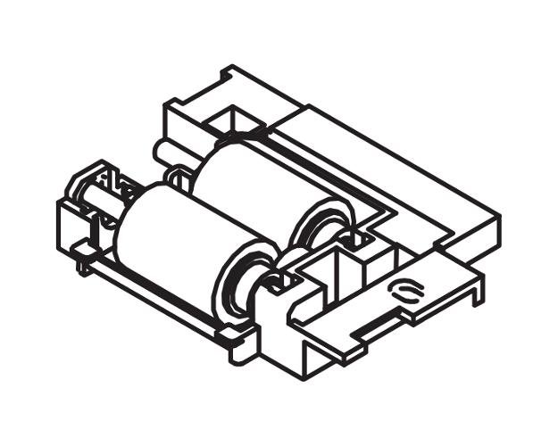 Brother LED879001 Document Separation Roller (OEM