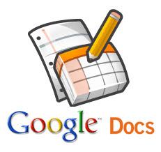 How to create a drop down menu in Google docs