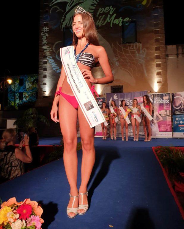 Miss Livorno Francesca vince la tappa in Fortezza