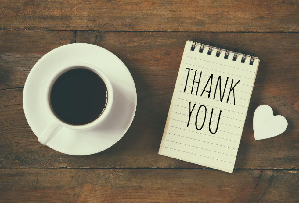 Write the perfect thank you note for your boss  Quillcom