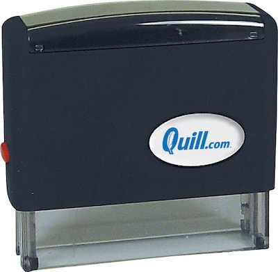 quill brand self inking