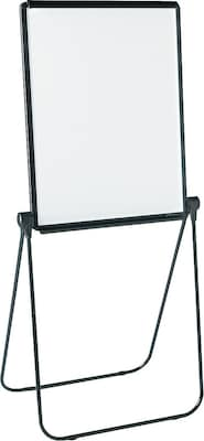 Quartet ultima easel whiteboard flipchart  two sided also rh quill