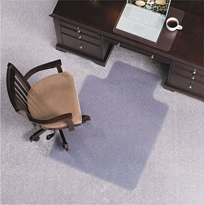 desk chair mat for high pile carpet reupholster office es robbins everlife mats to extra