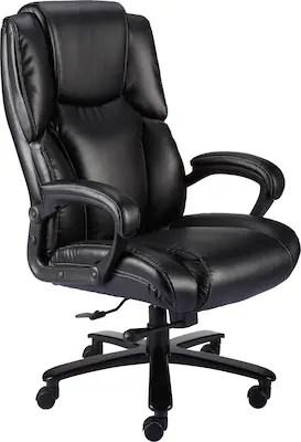 staples turcotte chair brown finn juhl 46 quill high back manager s luxura black seat 19 3 w x 18 5 d 20 1 23 com