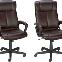 Staples Turcotte Chair Brown Leather Papasan Free When You Buy A Quill Brand Luxura High Back Manager Com