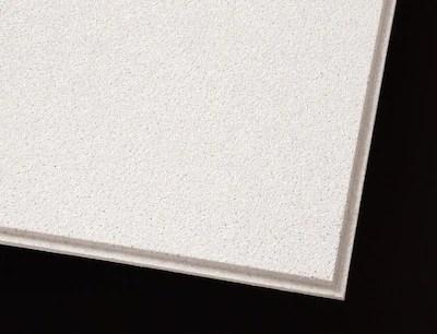 angled tegular 2 x4 white ceiling tile
