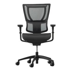Staples Task Chair Canada Best Toddler And Table Professional Series 1500tm Mesh Black 28570 Cc Quill Com