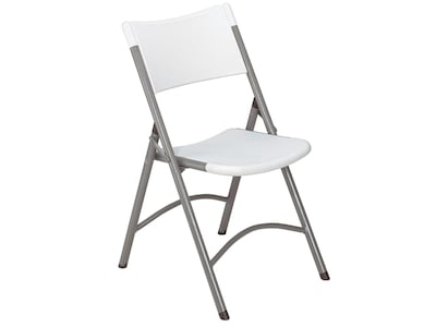 public seating chairs zero gravity spa pedicure chair national 600 series plastic banquet reception speckled gray 4 pack 602 quill com