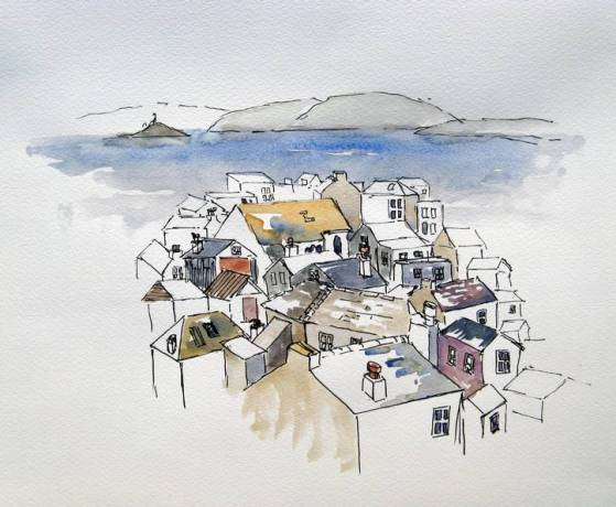St Ives, Cornwall, sold