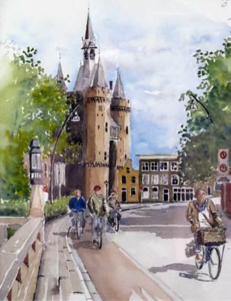 Sassenpoort, Zwolle , Netherlands, Sold