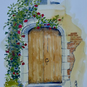 Door, Scotland, Sold