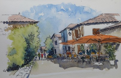Lot Valley, France, SOLD