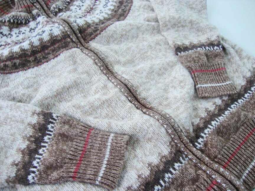 Baby Fleece Mitten Pattern