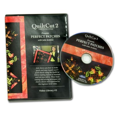 Perfect Patches Instructional DVD