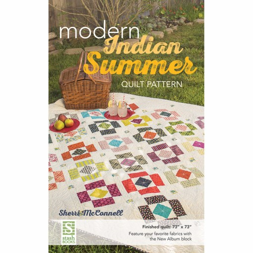 Modern Quilts by Sherri McConnell