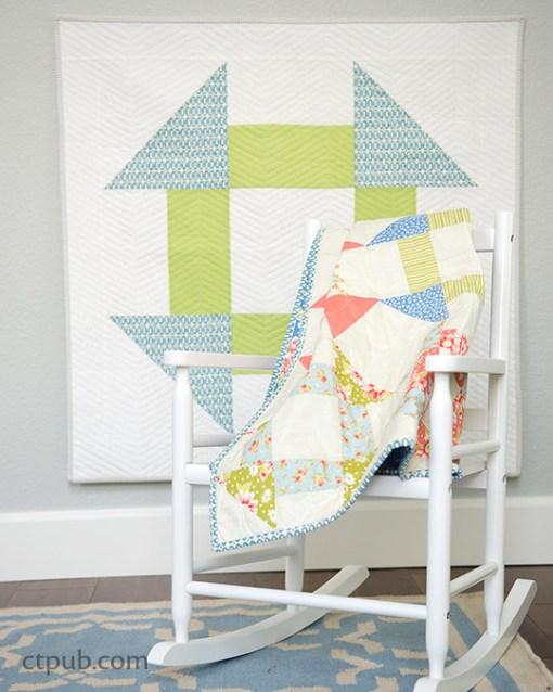 Fram Block Quilt Pattern