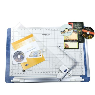 QuiltCut2 Deluxe Kit