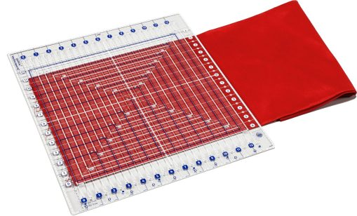 QC2-SU red fabric