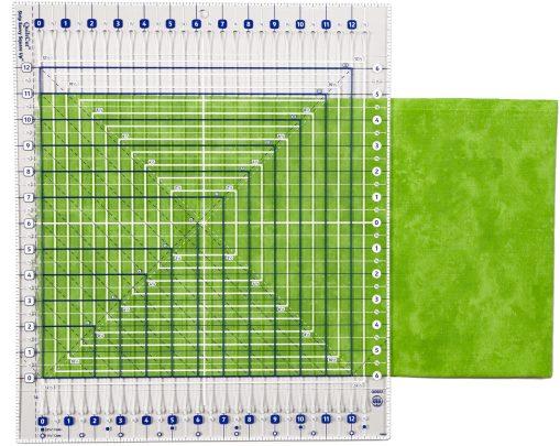 GE2 green fabric