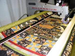 Panel Quilt