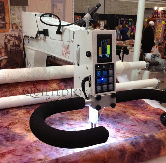 millenium arm quilting machine