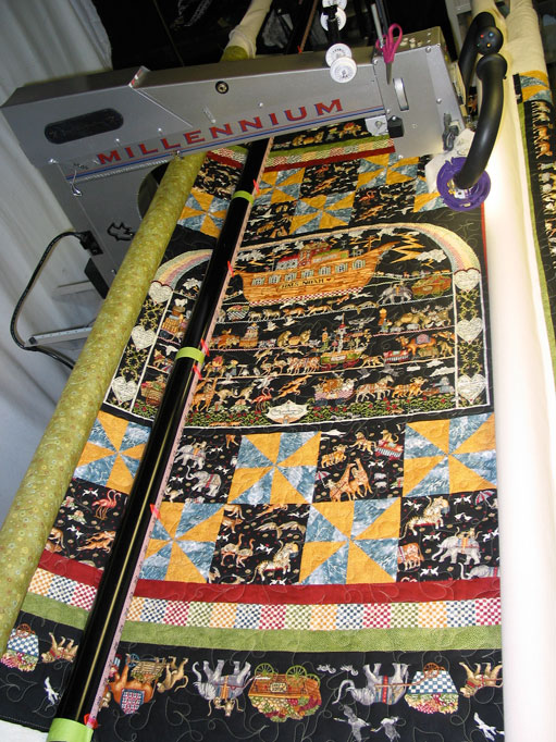 apqs quilting machine for sale