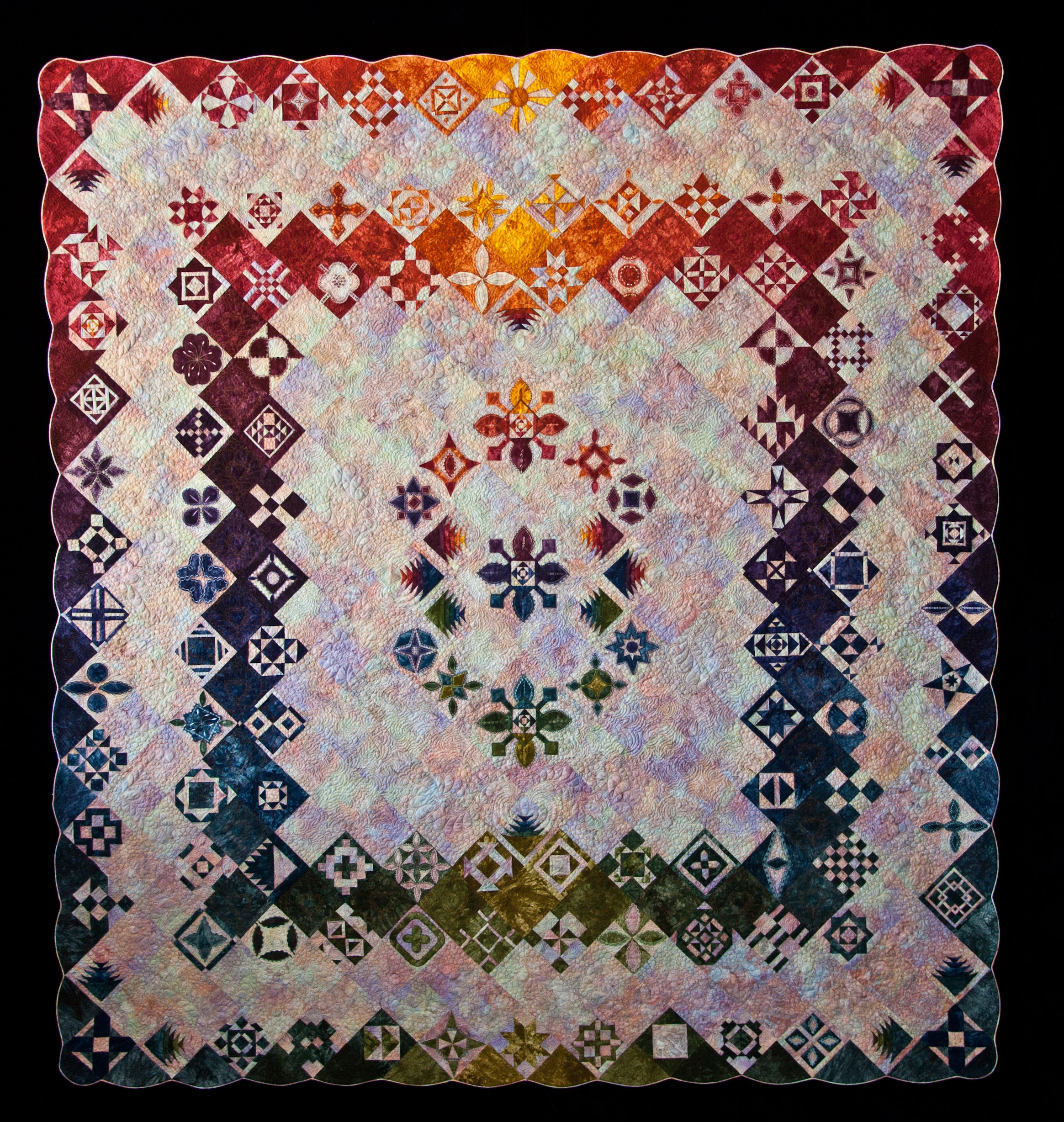 Freemotion Quilting Boot Camp and Lecture Event with Beth Schillig - : quilting event - Adamdwight.com