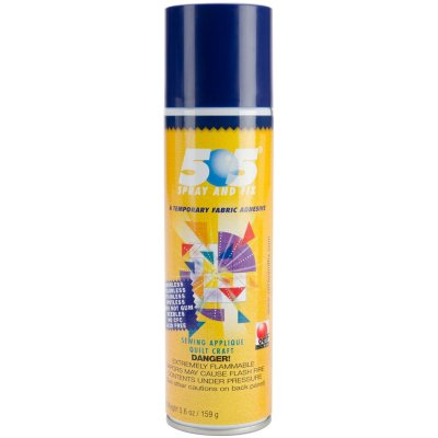 505 temporary spray adhesive