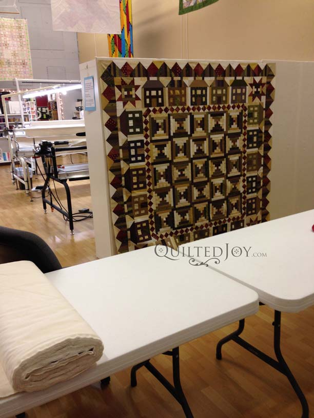 Make Design Wall For Quilt Studio