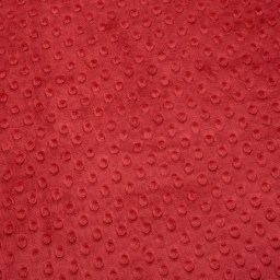 Cuddle Micro Fleece in Crimson - Available at QuiltedJoy.com