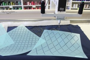 Learn all about stencils in the Using Stencils on a Longarm class, taught by Angela Huffman
