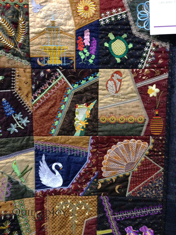 My Favorite Quilts From Aqs Quiltweek Lancaster 2015
