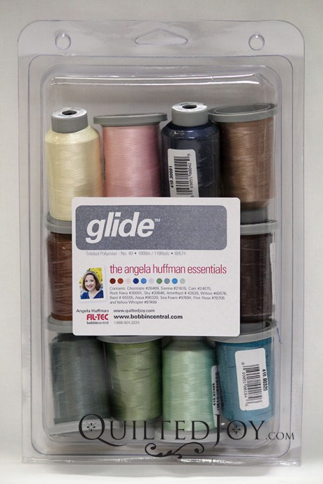 The Angela Huffman Essentials from Glide